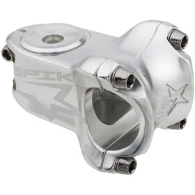 Spank Spike Race Stem 35 mm, for shaft coupling, chrome
